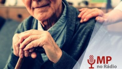 Foto de MP no Rádio destaca direitos da população idosa; áudio