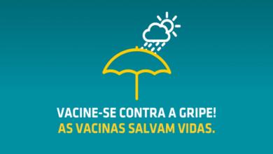 Photo of Em C. Mourão, vacinação contra gripe prossegue para professores e adultos entre 55 a 59 anos