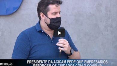 Photo of Presidente da Acicam pede que empresários reforcem os cuidados com o COVID-19