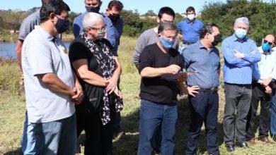 Photo of Assinada ordem de serviço para construção de Parque no Jardim Modelo; fotos