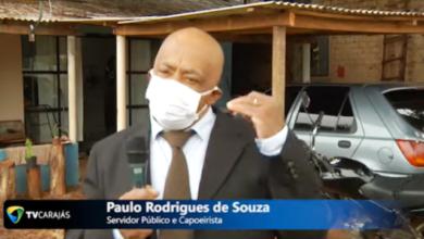 Photo of TV Carajás conta história de superação de Paulinho Capoeirista, que venceu as drogas