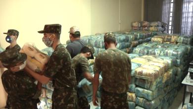 Photo of Defesa Civil entregou 1.000 cestas básicas em Campo Mourão