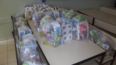Photo of Famílias da Vila Guarujá receberam kits de higiene