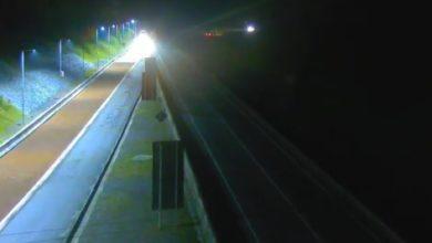 Photo of Vídeo mostra momento em que caminhão com 37 toneladas de soja entra na área de escape da BR-277