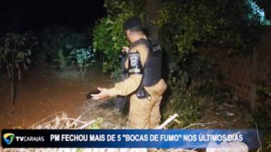 Photo of Com denúncias da população, PM fechou bocas de fumo em C. Mourão; vídeo