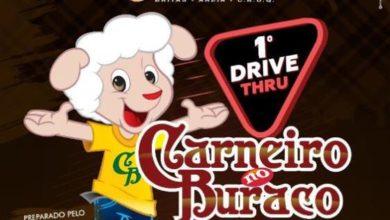 Photo of Buffet Mundial realiza primeiro Carneiro no Buraco Drive Thru; vídeo