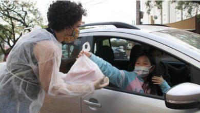 Photo of Drive-Thru Solidário do Grupo Integrado arrecada donativos para instituições de CM