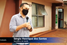 Photo of Com covid-19, agentes de saúde afastadas do trabalho em Campo Mourão; vídeo