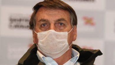 Photo of Bolsonaro faz exame de covid-19; resultado sai nesta terça