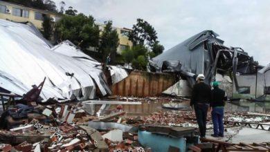 Photo of Defesa Civil levanta danos causados pelo ciclone em SC; presidente sobrevoa estado hoje