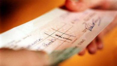Photo of Jovem é detida após tentar depositar cheque de R$52 mil