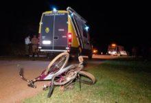 Photo of Trabalhador mourãoense morre atropelado na saída para Mamborê