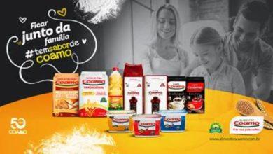 Photo of Lançada nova campanha dos Alimentos Coamo