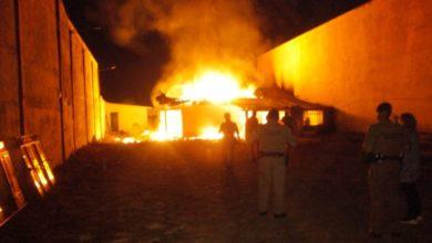 Photo of Homem joga gasolina na ex-mulher e ateia fogo em casa com filhos dentro