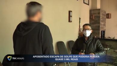 Photo of Aposentado de Campo Mourão alerta sobre golpe no WhatsApp; vídeo