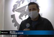 Photo of Na TV Carajás, presidente da Acicam comentou novo decreto municipal