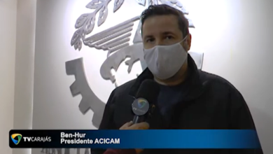 Photo of Na TV Carajás, presidente da Acicam comentou novo decreto municipal