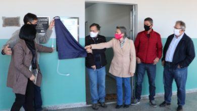 Photo of Prefeito Tauillo entrega obras de reforma da Escola Bento Mossurunga; fotos