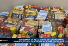 Photo of Prefeitura entregando cerca de 1200 cestas básicas ao mês em Campo Mourão
