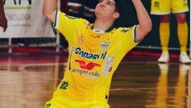 Photo of Djaelson também retorna ao Campo Mourão Futsal