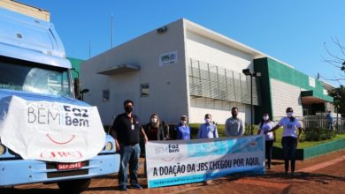 Photo of UPA recebe aparelho de Raio X doado pela JBS