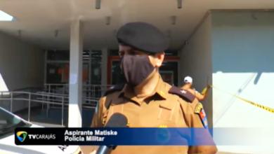 Photo of TV Carajás acompanhou ação da PM em prisão de assaltante do Itaú; vídeo