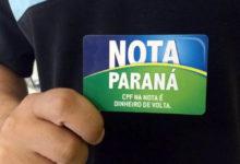 Photo of Nota Paraná faz novos milionários em Paranaguá e Londrina