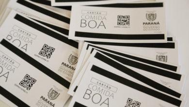 Foto de Saldos do Cartão Comida Boa ficam disponíveis até 7 de agosto