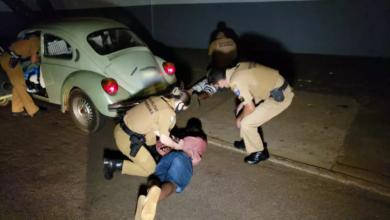 Photo of TV Carajás acompanhou prisão de dupla que matou comerciante em Roncador; assista