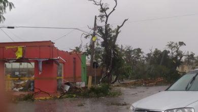 Photo of Ciclone bomba causou estragos no Sul do Brasil