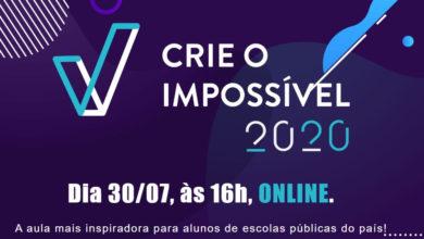 """Photo of """"Crie o Impossível"""" abre inscrições e convoca alunos de escolas públicas"""