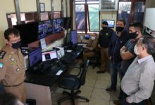 Photo of Monitoramento por câmeras já está em funcionamento no 11º BPM, em C. Mourão