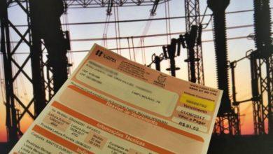 Photo of Energia elétrica pode voltar a ser cortada a partir de hoje