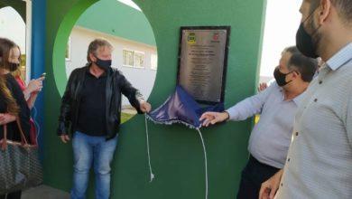 Photo of Prefeitura de C. Mourão inaugurou nova Unidade de Saúde do Jardim Paulista; fotos