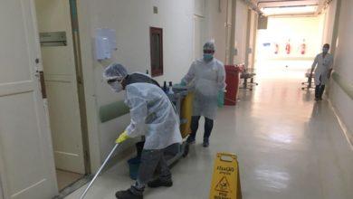 Photo of Auxiliares de limpeza contam sua rotina em hospital durante pandemia