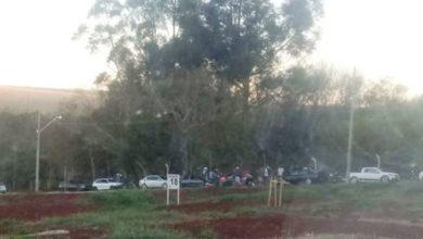 Photo of Com fotos, leitor denuncia aglomeração em novo jardim residencial, na saída para Goioerê