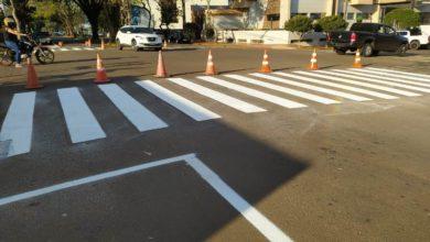 Photo of Em C. Mourão, área central recebe reforço e melhorias na sinalização de trânsito
