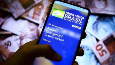 Foto de Caixa detalha calendário de pagamentos do auxílio emergencial extensão