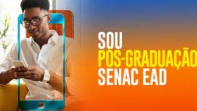 Foto de Inscrições abertas para 37 cursos de Pós-Graduação EAD Senac