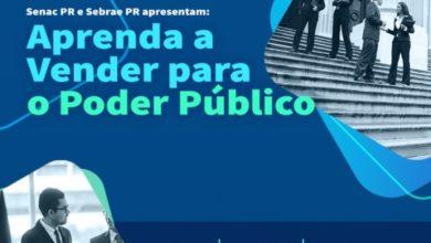 Foto de SENAC lança curso EAD Aprenda a Vender para o Poder Público!