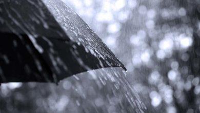 Foto de Previsão de chuva em Campo Mourão a partir deste sábado