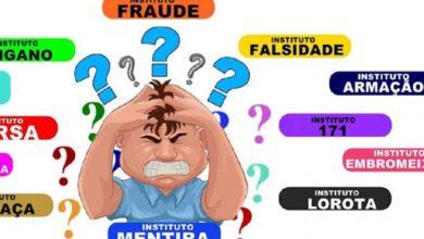 Foto de fake news! Justiça proibe divulgação de falsa pesquisa eleitoral em Campo Mourão